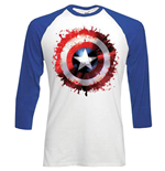 T-Shirt Captain America  189902