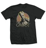 T-Shirt Marvel Guardians of the Galaxy Groot (Large)