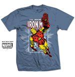 T-Shirt Iron Man 189922