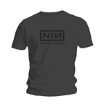 T-Shirt Nine Inch Nails I'm Nothing