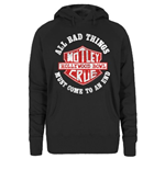 Sweatshirt Mötley Crüe  Bad Boys Shield