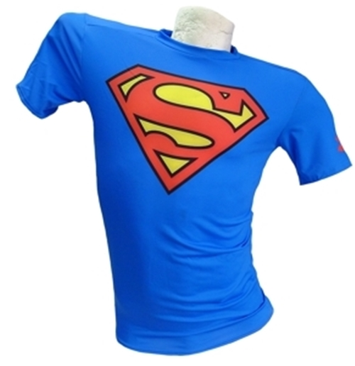 Trikot Superman Alter Ego Therman Compression