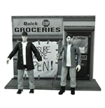 Clerks Select 20th Anniversary Actionfiguren 18 cm Serie 1 Sortiment (6)