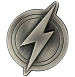 Justice League Flaschenöffner The Flash Logo 10 cm