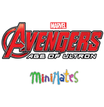 Marvel Minimates Actionfiguren 5 cm Doppelpacks Serie 63 Avengers Age of Ultron Sortiment (12)