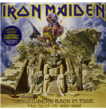 Vinyl Iron Maiden - Somewhere Back In Time (2 Lp)