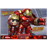 Avengers Age of Ultron Cosbaby (S) Minifiguren Serie 2.5 Box Set 14 cm