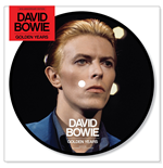 "Vinyl David Bowie - Golden Years (40th Anniversary 7"" Picture Disc)"