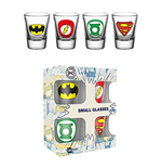Glas Superhelden DC Comics 192412