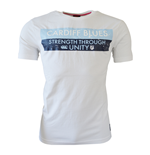 T-Shirt Cardiff Blues 2015-2016 (Weiss)