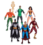 Justice League Actionfiguren 6er-Pack Alex Ross 18 cm
