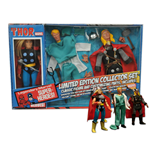 Marvel Retro Actionfigur Thor Limited Edition Collector Set 20 cm