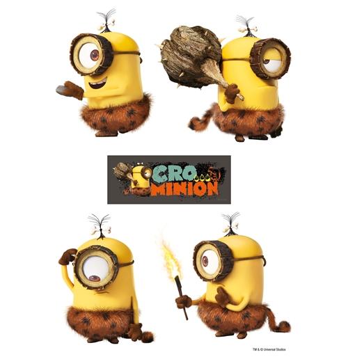 Kino und tv wandtattoos offizielles merchandise 2017 18 - Minions wandtattoo ...