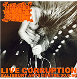 Vinyl Napalm Death - Live Corruption