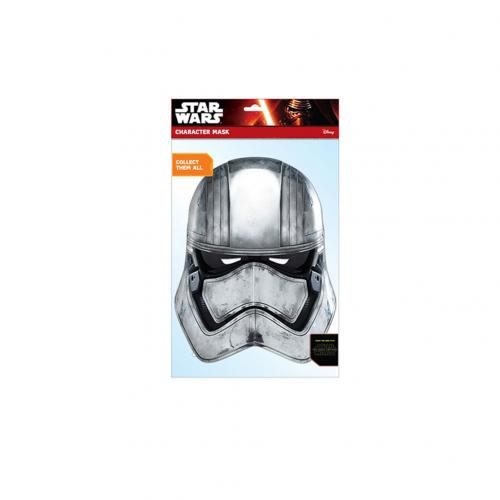 Maske Star Wars The Force Awakens Captain Phasma