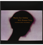 Vinyl Bill Evans Trio - Waltz For Debby