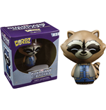 Guardians of the Galaxy Vinyl Sugar Dorbz Vinyl Figur Rocket Raccoon Nova Costume 8 cm