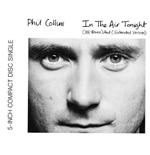 "Vinyl Phil Collins - In The Air Tonight (7"") Rsd"