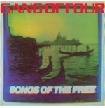 Vinyl Gang Of Four - Songs Of The Free
