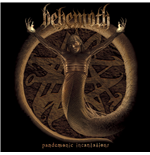 Vinyl Behemoth - Pandemonic Incantations (Gold Vinyl - Rsd Black Friday Exclusive)