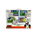 Puzzle Mickey Mouse 194510