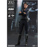 Avengers Age of Ultron Movie Masterpiece Actionfigur 1/6 Maria Hill Toy Fair Exclusive 2015 29 cm