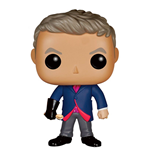 Doctor Who POP! Television Vinyl Figur 12th Doctor with Spoon 9 cm