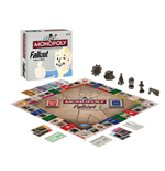 Fallout Brettspiel Monopoly Collector's Edition *Deutsche Version*
