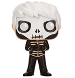 Actionfigur My Chemical Romance Skeleton Gerard Way 9 cm