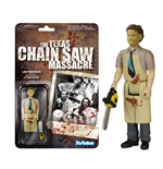 Texas Chainsaw Massacre ReAction Actionfigur Leatherface 10 cm