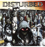 Vinyl Disturbed - Ten Thousand Fists (2 Lp)