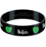 Armband Beatles Drop T & Apple aus Gummi