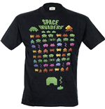 T-Shirt Space Invaders  195407