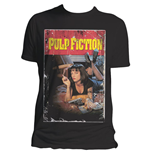 T-Shirt Pulp Fiction - Smoking Stance (unisex)