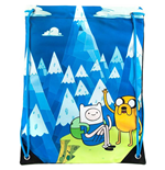 Tasche Adventure Time -  Blue Mountain Jake & Finn
