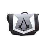 Umhängetasche Assassins Creed  Syndiacte - Grey Flap Logo