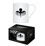 James Bond Tasse Spectre Octopus Logo