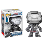 Captain America Civil War POP! Vinyl Wackelkopf War Machine 10 cm