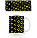 DC Originals Tasse Batman Logo Pattern