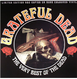 Vinyl Grateful Dead - The Very Best Of The Dead Bone (Coloured Vinyl)