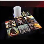 Untersetzer Star Wars - The Force Awakers - 3D Coasters