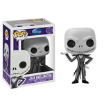 Actionfigur Nightmare before Christmas Pop Jack Skellington Vinyl Figur