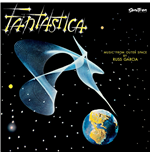 Vinyl Russ Garcia And Historic Orchestra - Fantastica (Music From Outer Space)