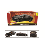 Modellauto 1:43 F12 Berlinetta Black