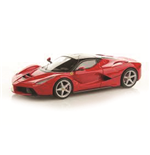 Modellauto 1:18 LaFerrari Red