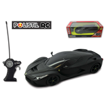Modellauto 1:14 LaFerrari F14-T R/C Car Black