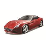 Modellauto 1:24 Ferrari California T Closed Top Red