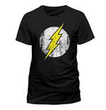 T-Shirt Flash Gordon - Distressed Logo