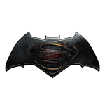 Batman v Superman Dawn of Justice Flaschenöffner Logo 9 cm