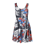 Kleid MARVEL COMICS Ultimate Spider Man - Standard Grosse